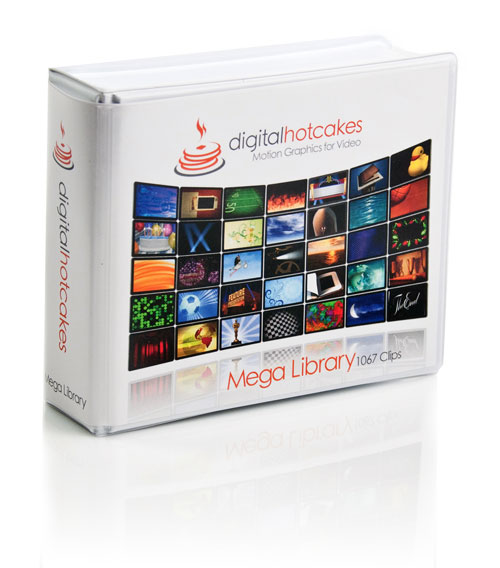 Digital Hotcakes Mega Library