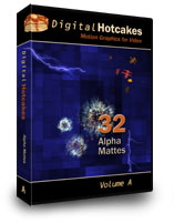 Digital Hotcakes Vol A Alpha Mattes