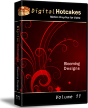 Digital Hotcakes Blooming Designs