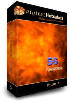 Digital Hotcakes Pyromations