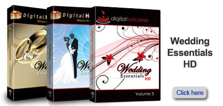 Wedding Essentials HD
